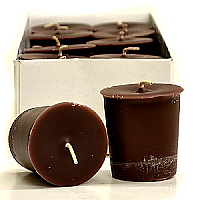 Chocolate Fudge Votive Candles