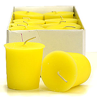 Citronella Votive Candles