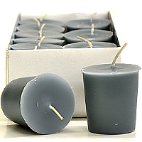 Clean Cotton Votive Candles