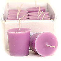 Hawaiian Gardens Votive Candles