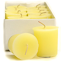 Lemon Meringue Votive Candles