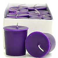 Lilac Votive Candles