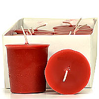 Mulberry Votive Candles