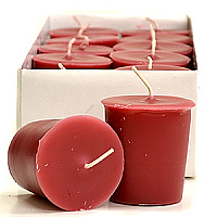 Raspberry Cream Votive Candles