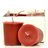 Redwood Cedar Votive Candles