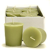 Sage and Citrus Votive Candles