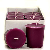 Spiced Plum Votive Candles