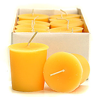 Sunflower Votive Candles