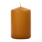 3x4 Harvest Pillar Candles Unscented