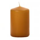 3x4 Harvest Pillar Candles Unscented