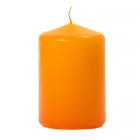 3x4 Mango Pillar Candles Unscented