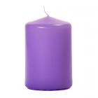 3x4 Orchid Pillar Candles Unscented