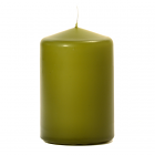 3x4 Sage Pillar Candles Unscented