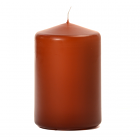 3x4 Terracotta Pillar Candles Unscented