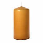 3x6 Harvest Pillar Candles Unscented