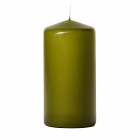 3x6 Sage Pillar Candles Unscented