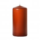 3x6 Terracotta Pillar Candles Unscented