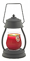 Jar Warmer Lantern Black