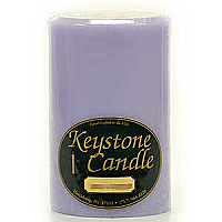 Lemon Lavender 4x6 Pillar Candles