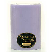 Lemon Lavender 6x9 Pillar Candles