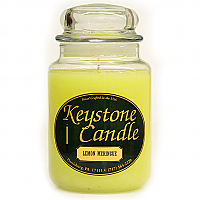 26 oz Lemon Meringue Jar Candles