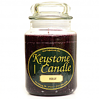 26 oz Merlot Jar Candles