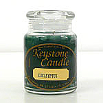 5 oz Victorian Christmas Jar Candles