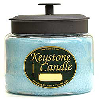 64 oz Montana Jar Candles Blue Lagoon