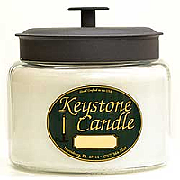 64 oz Montana Jar Candles Candy Cane
