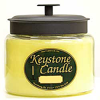 64 oz Montana Jar Candles Pear Mango Smoothie