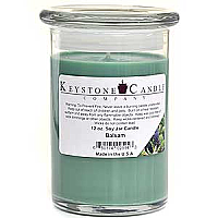 12 oz Balsam Soy Jar Candles