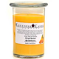 12 oz Mango Spritzer Soy Jar Candles