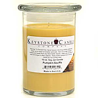 12 oz Pumpkin Souffle Soy Jar Candles