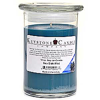 12 oz Sea Side Mist Soy Jar Candles
