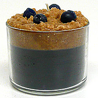 Parfait Candles Blueberry Scented