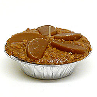 Apple Pie Candles 5 Inch