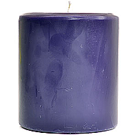 Recycled 4x4 Pillar Candles