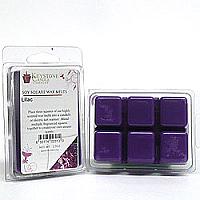 Lilac Soy Tarts