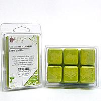 Lime Vanilla Soy Tarts