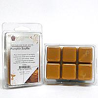 Pumpkin Souffle Soy Tarts