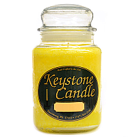 26 oz Tropical Pineapple Jar Candles