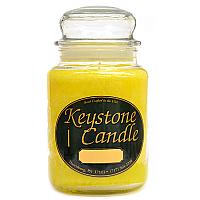 26 oz Tropical Pineapple Jar Candles