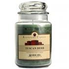 26 oz Tuscan Herb Jar Candles