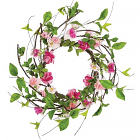 Cherry Blossom Candle Ring 6.5 Inch