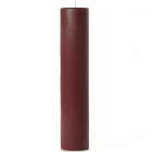 Leather Pipe and Woods 3x12 Pillar Candles