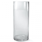 Clear Glass Cylinders 10 Inch Tall