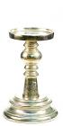 Aluminum Medium Candle Holder