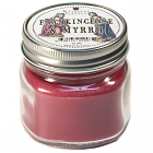 Half Pint Mason Jar Candle Frankincense and Myrrh
