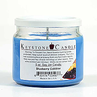 5 oz Blueberry Cobbler Soy Jar Candles