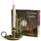 Chime Candles White